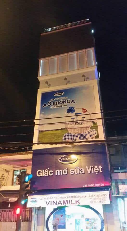 Làm bảng hiệu quảng cáo chữ nổi hộp đèn cho doanh nghiệp