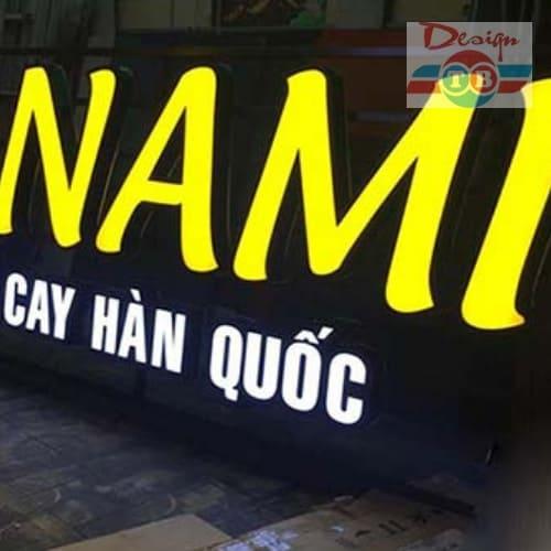 TOP 16 Công Ty Làm Bảng Hiệu Quảng Cáo Giá Rẻ Tại TP.HCM