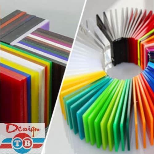 Tấm Mica Màu Những Lưu Ý Khi Dùng Làm Bảng Hiệu