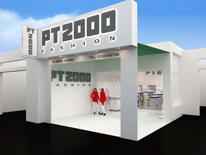 Các Mẫu Biển Quảng Cáo Shop Thời Trang Tại TPHCM 2021