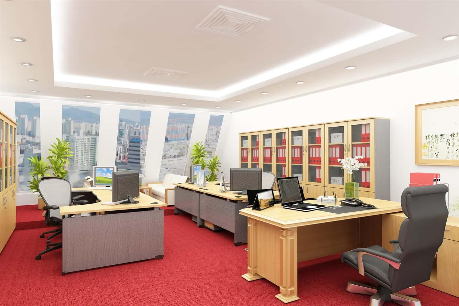 Nội Thất Văn Phòng Tại TP.HCM
