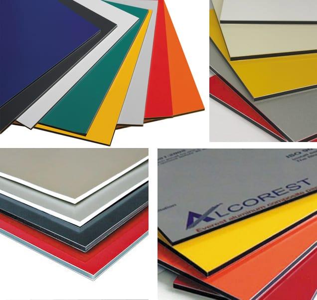 Đặc điểm ưu việt của chất liệu alumium với làm bảng hiệu quảng cáo tân bình